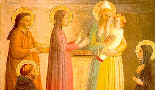 Candlemas/Feast of the Presentation of the Lord