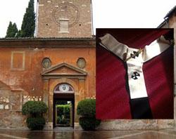 saint agnes sant'agnese basilica pallium