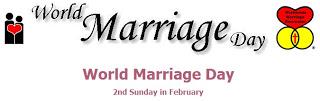 Celebrating World Marriage Day