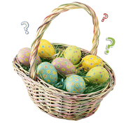 Easter Symbols – and where the egg came from!