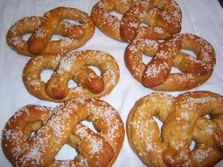 RECIPE: Lent & Homemade Pretzels Recipe
