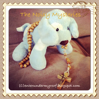 rosary for new moms, toddler rosary