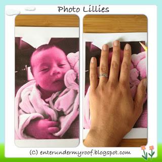 mother's day craft, mother's day, mother's day project, handprint craft, photograph flower, photo lillies, photo lily