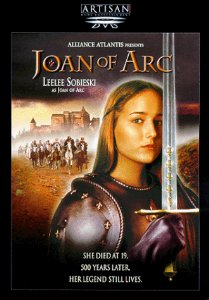 saint joan of arc movie, celebrating saint joan of arc