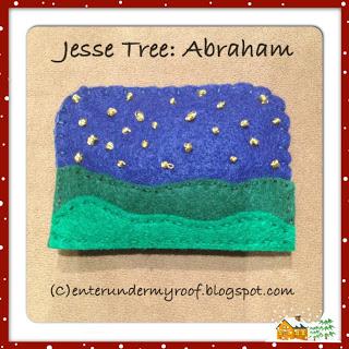 Jesse Tree: Abraham