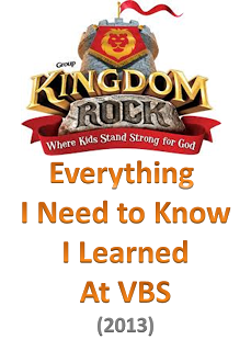 VBS, vbs 2013, kingdom rock