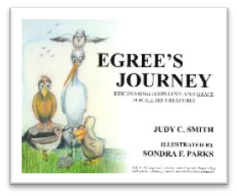 Book Club: Egree's Journey (a children's book) by Judy C. Smith