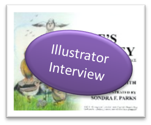 Book Club: Egree's Journey Illustrator Interview