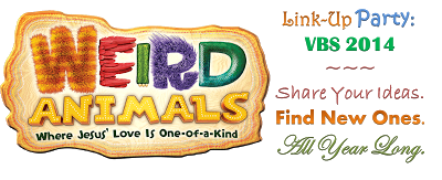VBS, VBS 2014, Weird Animals
