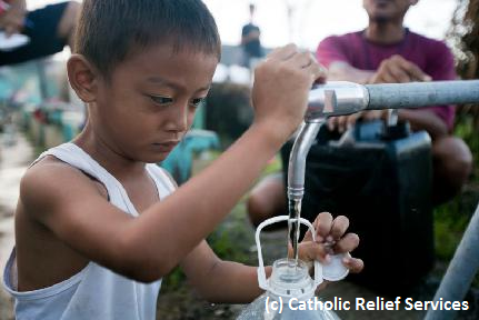 Catholic Relief Services World Water Day