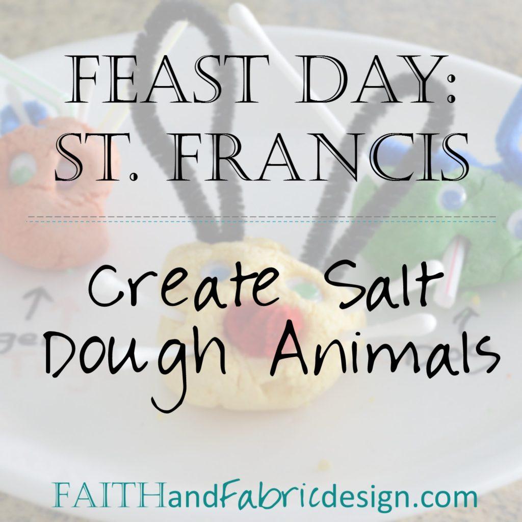 Saint Francis Craft Kids