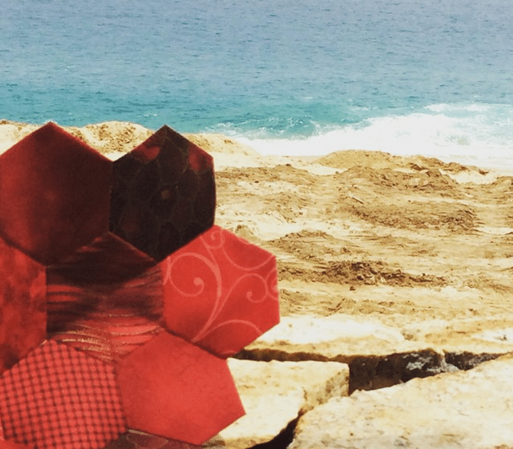 Traveling-Hexagons-Hexies-Cabo
