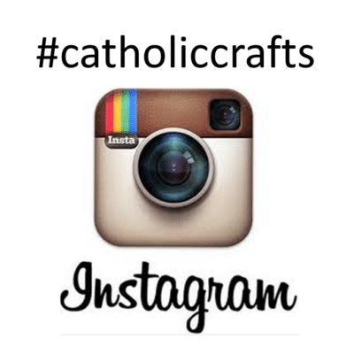 #catholiccrafts on Instagram!