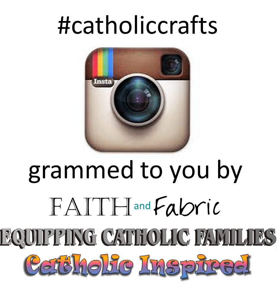 Catholic Crafts on Instagram