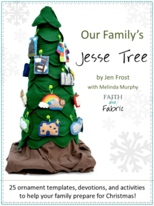 OurFamilysJesseTreeCover