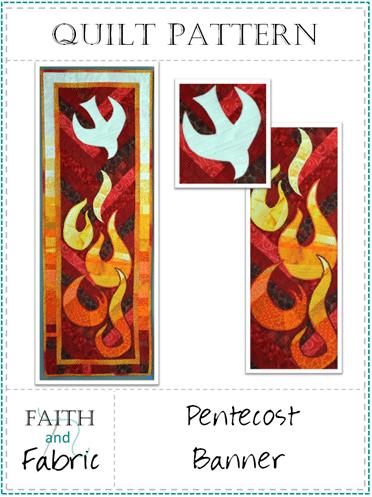 Pentecost Quilt Pattern