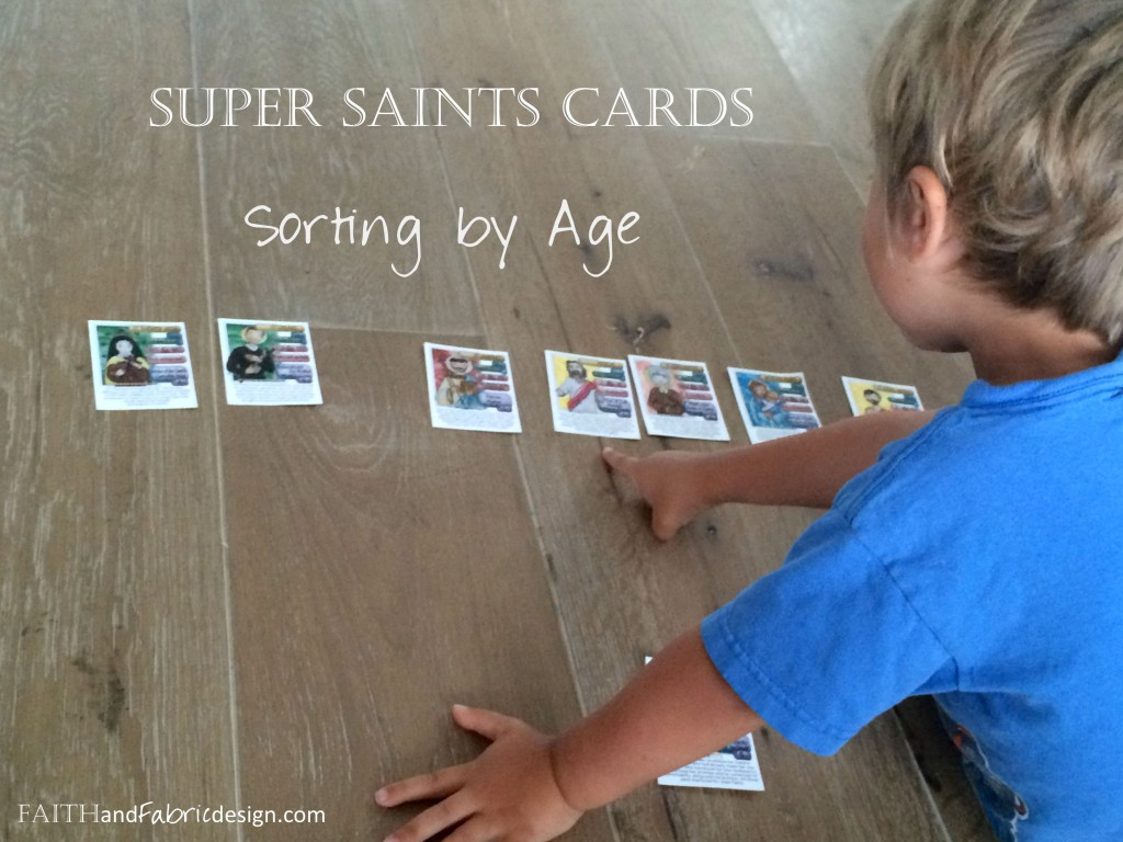 Super Saints Cards