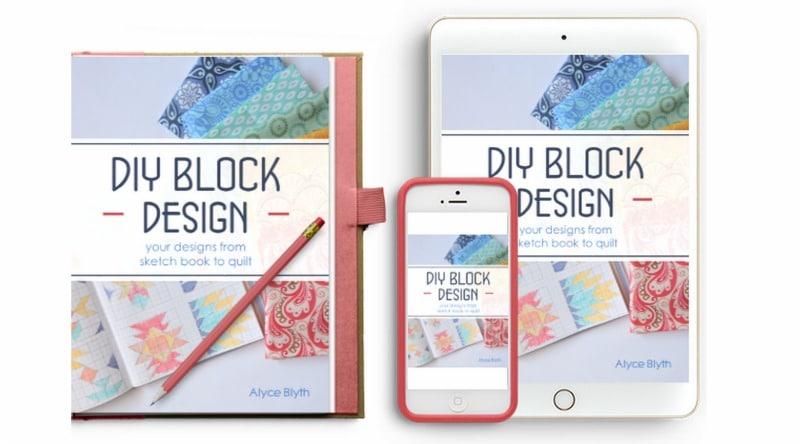 DIY Block Design by Alyce Blyth
