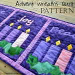 Faith and Fabric - Advent Quilt Pattern 2