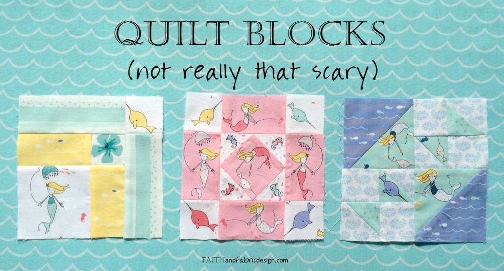 Faith and Fabric - Blocks