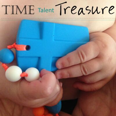 Time, Talent, Treasure: RosaryChews from Little Praying Hands