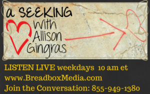 A Seeking Heart with Allison Gingras