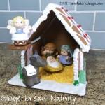 Faith and Fabric - Gingerbread Nativity Tutorial