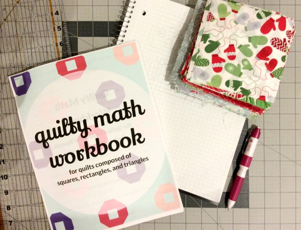 Faith and Fabric - Quilty Math Workbook Home