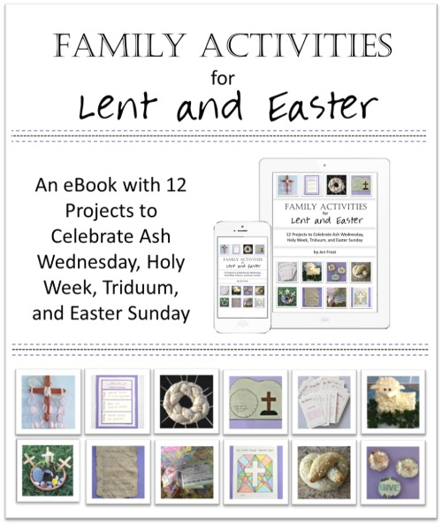 Family Lent Easter