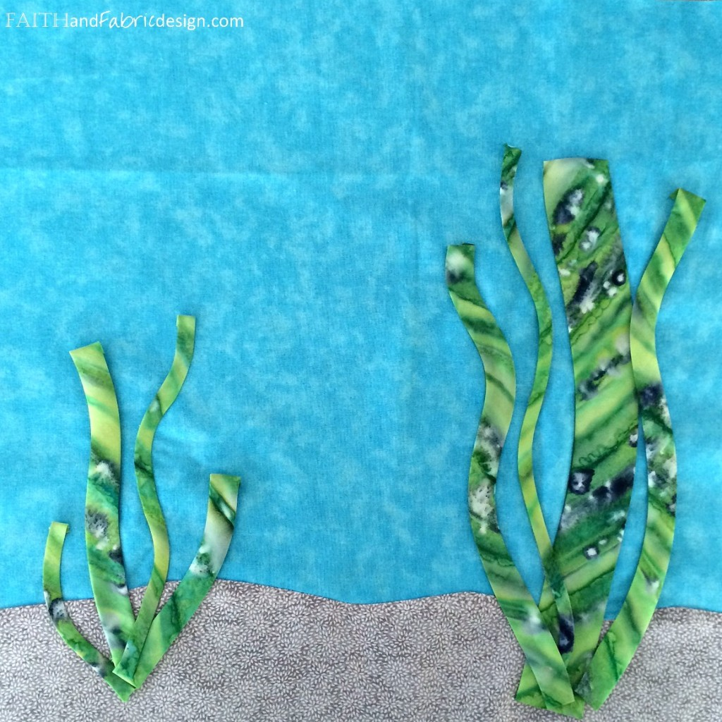 Faith and Fabric - Mighty Lucky Quilting Club January 2016 Sewing with Bias Tape Challenge 2