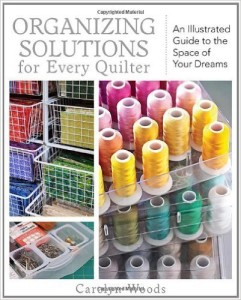 Faith and Fabric - IOTW Quilt Room Organization Book