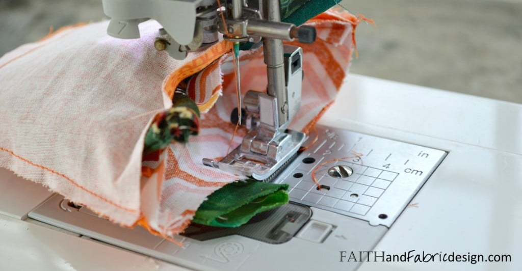 Faith and Fabric - Easy Easter Sewing Projects Carrots 6