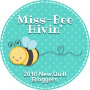 New Quilter Blog Hop