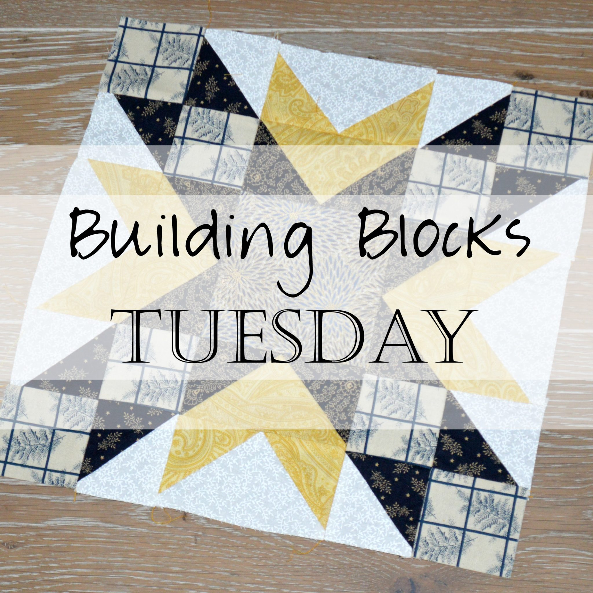 Building Blocks Tuesday: Busy Bee Blocks