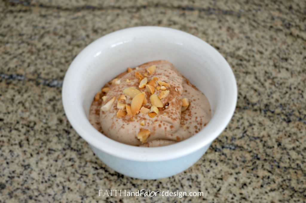 Chocolate Peanut Butter Banana Ice Cream Recipe Healthy 3