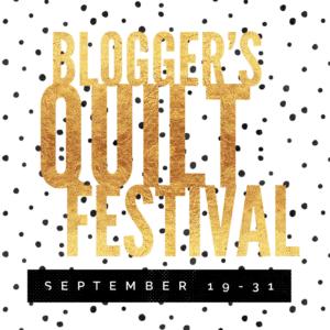 Bloggers Quilt Festival: Silent Night