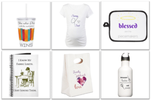 Our CafePress Shop