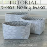 Nesting Baskets Pattern Tutorial 2b
