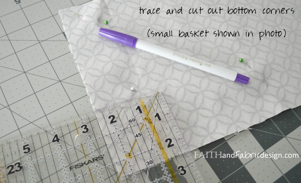 Nesting Baskets Pattern Tutorial 4