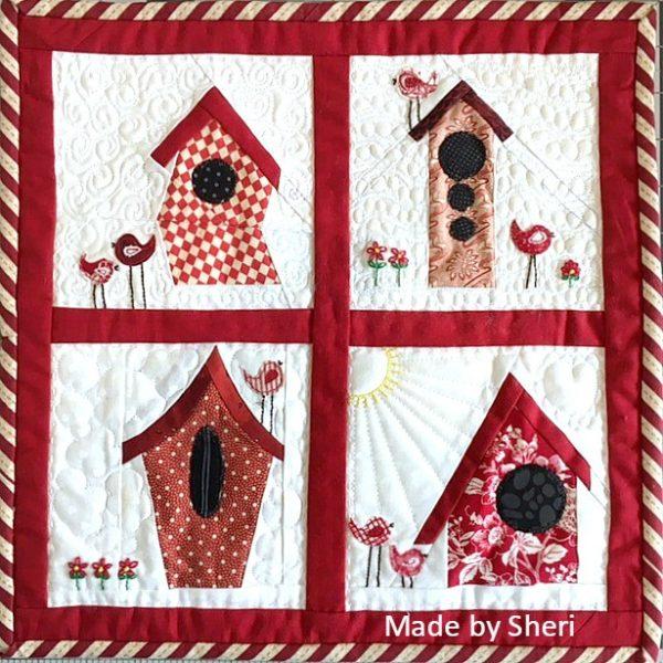 Birdhouse Pattern from Sheri 2