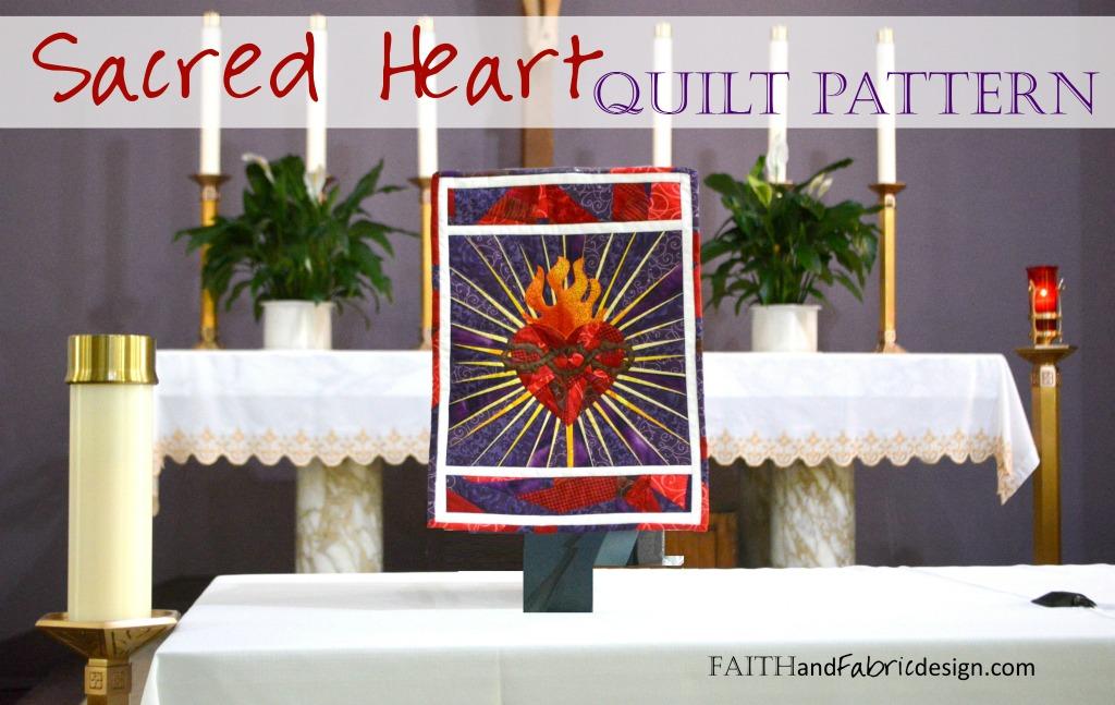 Easter Quilt Pattern Risen