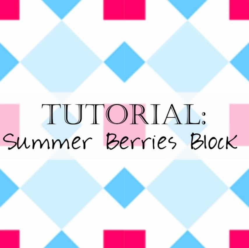 Tutorial: Summer Berries