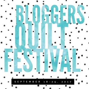 Blogger's Quilt Festival Fall 2017