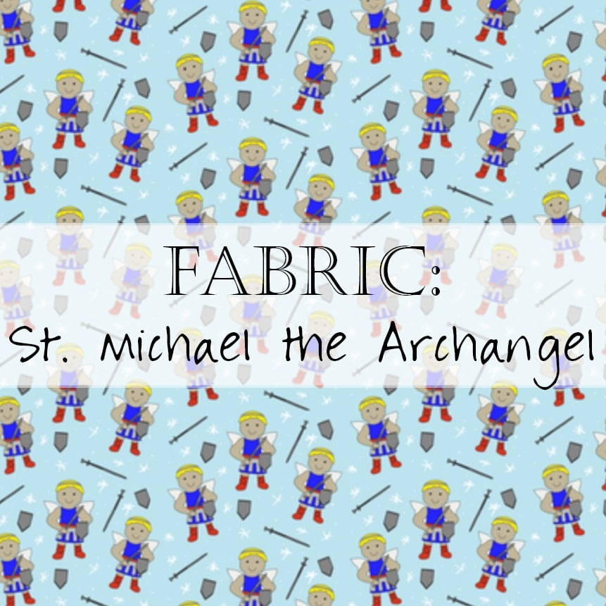 Fabric: St. Michael the Archangel