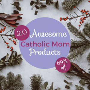 Simplifying the Advent Season: Catholic Mom Bundle (2018)