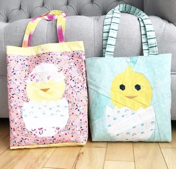 Easter Chicks Quilt Pattern