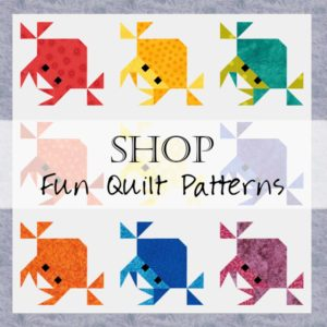 Patterns: Just for Fun Quilts