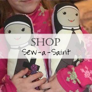 Fabrics (sew-a-saint)