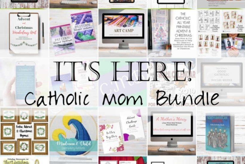 Catholic Mom Bundle Advent 2019