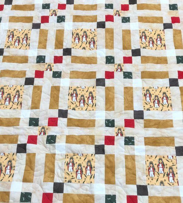 Saint Lucy Fabric